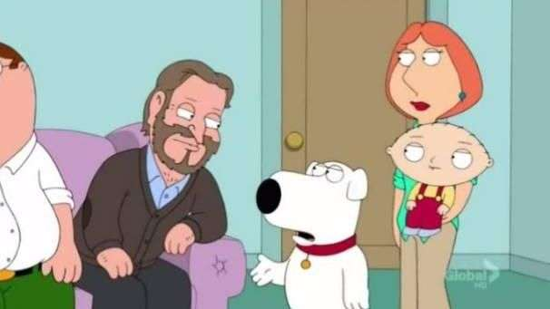 Episodio de 'Family Guy' recuerda a Robin Williams
