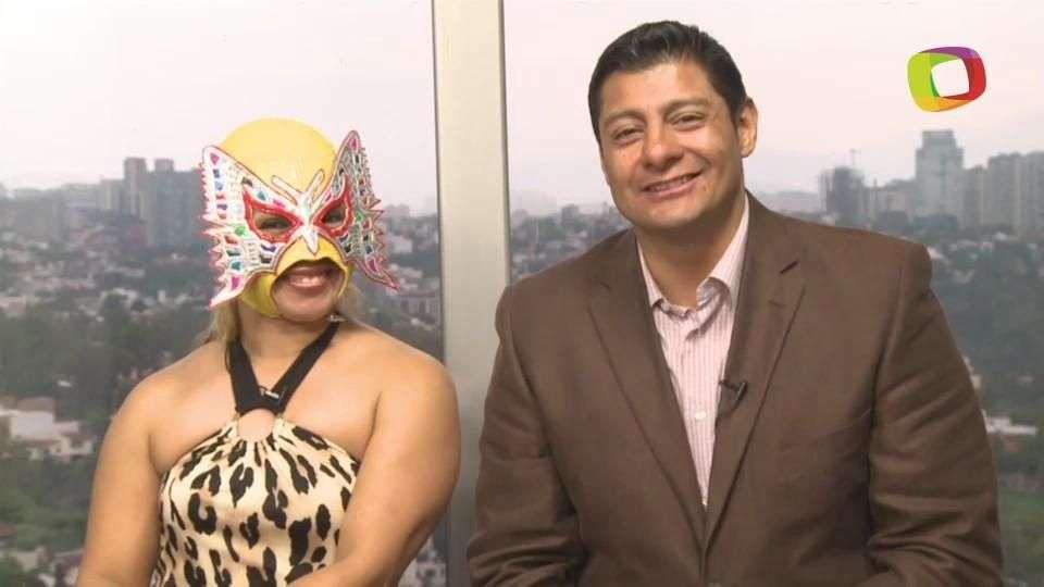 Princesa Sugey quiere la copa del Aniversario 81 del CMLL