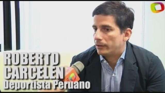 Roberto Carcelén da detalles de su fundación de ayuda a niños peruanos