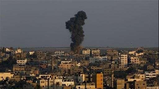 La tregua se hace añicos en Gaza