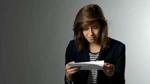 Descubre qué hace llorar a la actriz Dayana Amigo