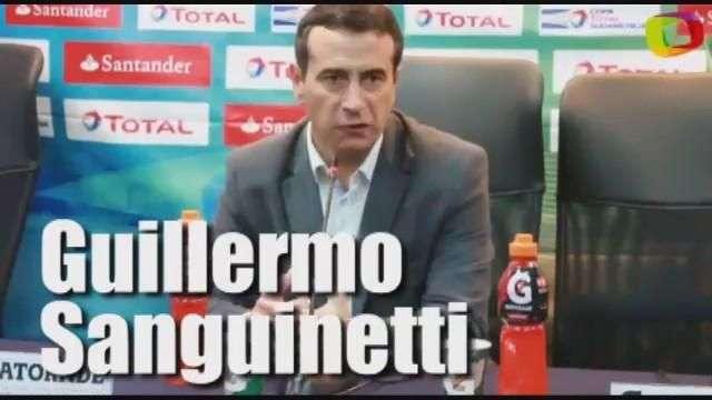 Guillermo Sanguinetti:'Fue un golpe muy duro'