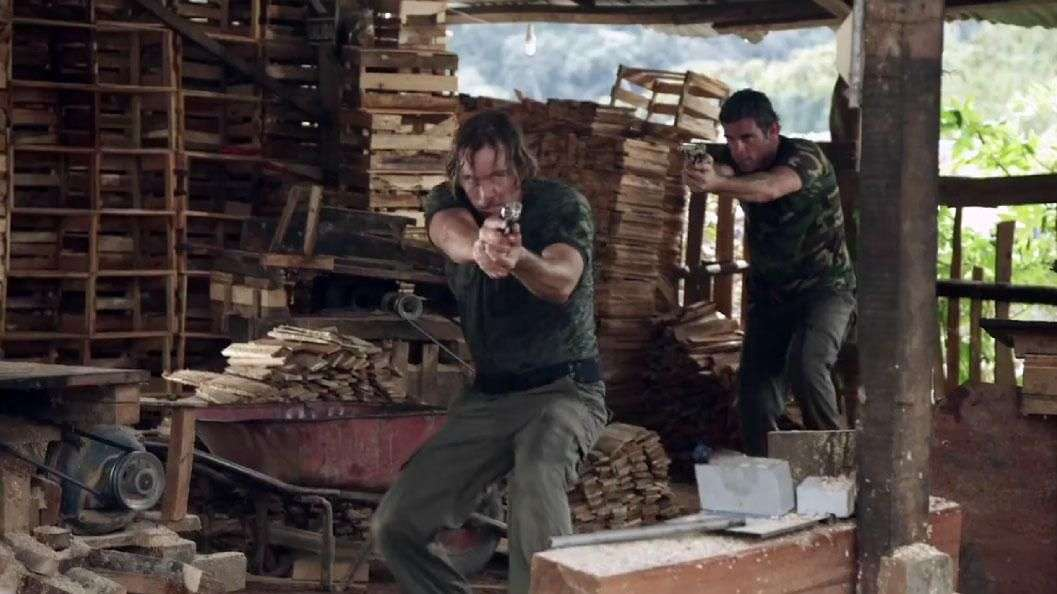 Lanzan trailer de la película 'Al filo de la ley'