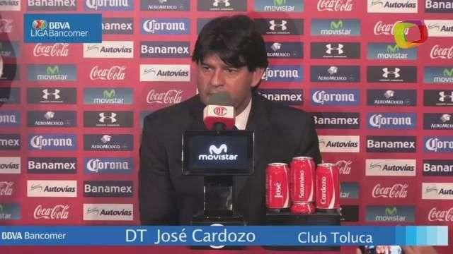 Jornada 7,  José Cardozo, Toluca 2-1 Veracruz, Apertura 2014