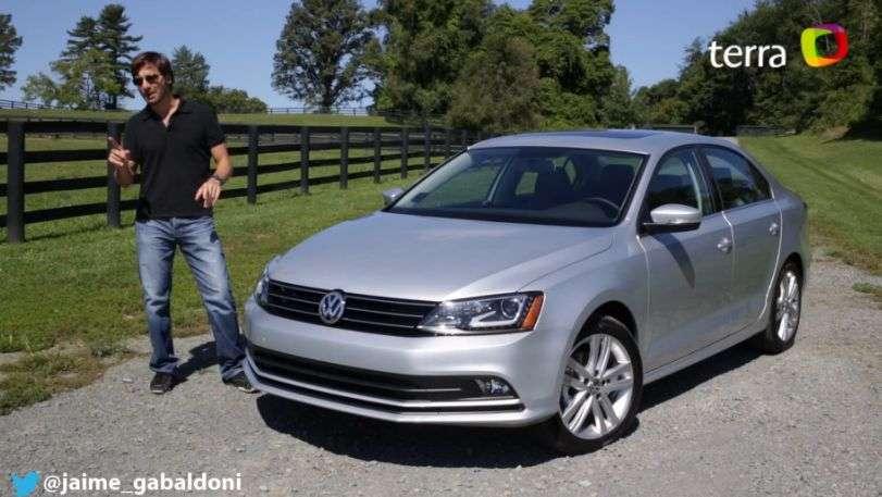 Video: Prueba Volkswagen Jetta 2015