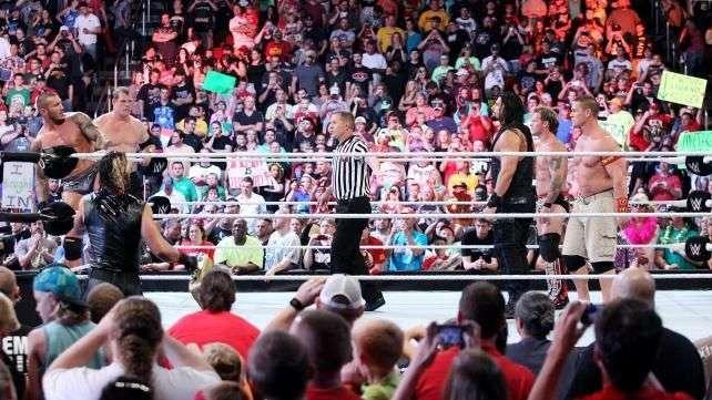 RAW: John Cena se afianza en su estatus de aspirante al título de Lesnar