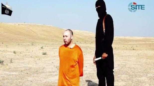 Islamistas revelan video con supuesta decapitación de otro periodista