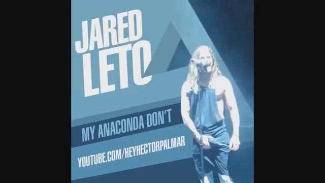 Jared Leto sorprende con osado show de 30 Seconds to Mars