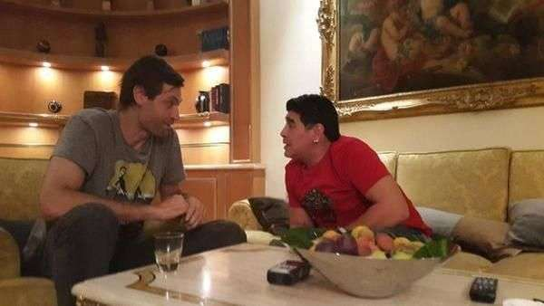 """Diego Maradona: """"Con mi enfermedad, yo di ventaja"""""""
