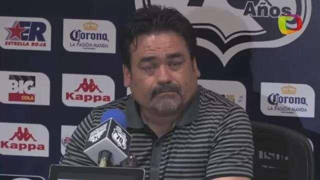 Jornada 9, Auxiliar José Isidoro García, Puebla 1-1 Jaguares, A pertura 2014