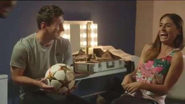 Leo Messi: Luis Suárez refuerza aún más nuestra delantera