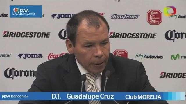 Jornada 11, Guadalupe Cruz, Moorelia 0-1 Pachuca, Apertura 2014