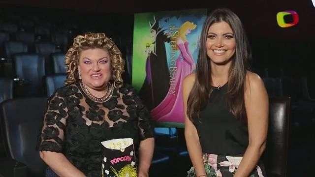 """Chiquinquirá Delgado celebra el lanzamiento de """"Sleeping Beauty"""" en Blu-Ray"""