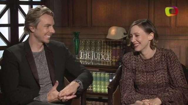 Vera Farmiga y Dex Shepard nos hablan sobre 'The Judge'