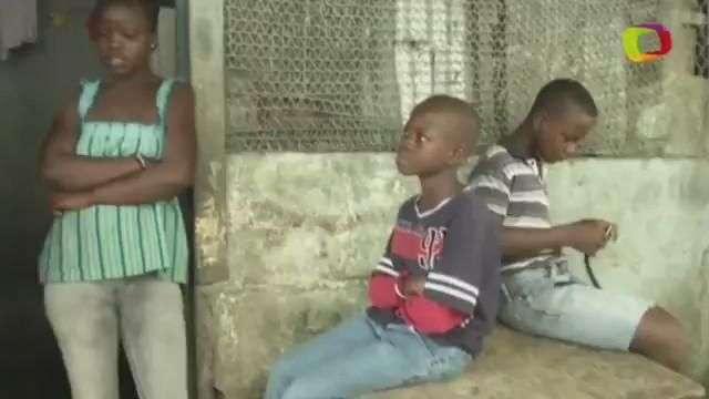 Ébola ha dejado huérfanos a cientos de niños