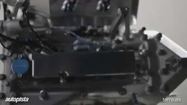 Así suena el motor que podría conducir Alonso en 2015