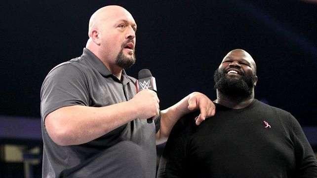 SmackDown: Mark Henry permitirá a Big Show luchar a solas contra Rusev