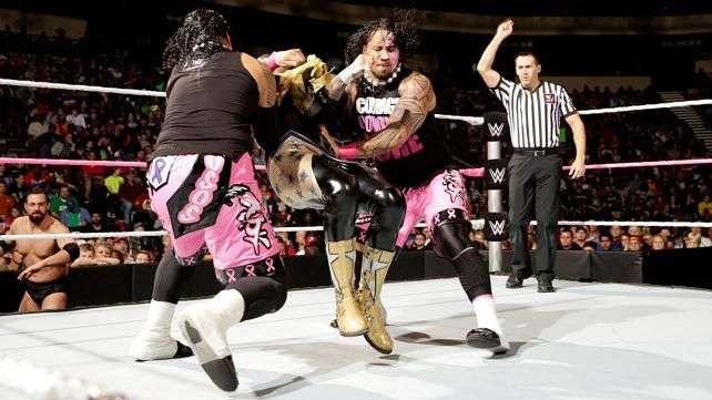 SmackDown: Sheamus hizo lo mejor y lo peor de un trepidante combate por equipos