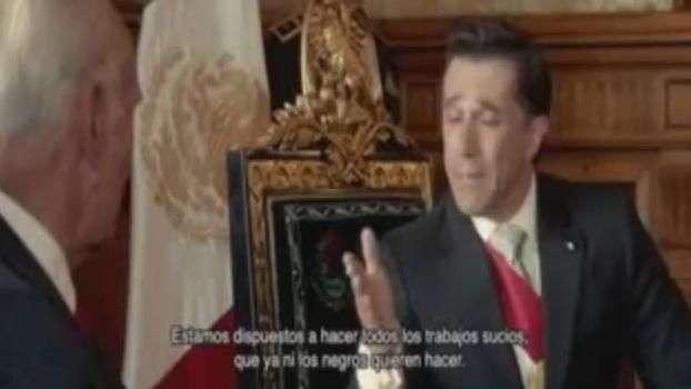 """""""La Dictadura Perfecta"""" de Luis Estrada supera los infiernos que retrata"""