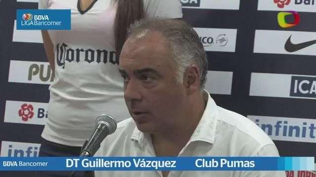 Jornada 13, Guillermo Vázquez, Apertura 2014