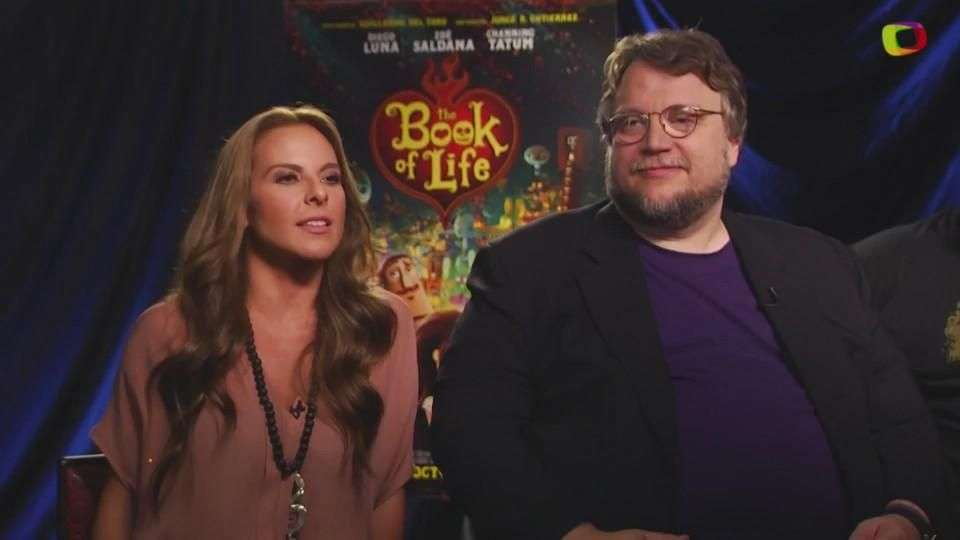 The Book of Life con Guillermo Del Toro, Kate Del Castillo y Jorge Gutierrez