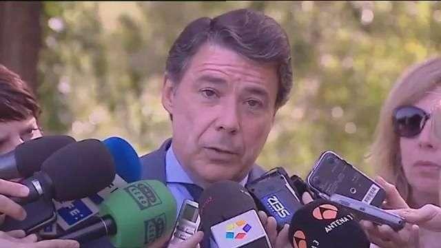 González dice que si se supera el brote de ébola será éxito de sanidad madrileña