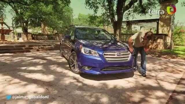 Video Prueba Subaru Legacy 2015