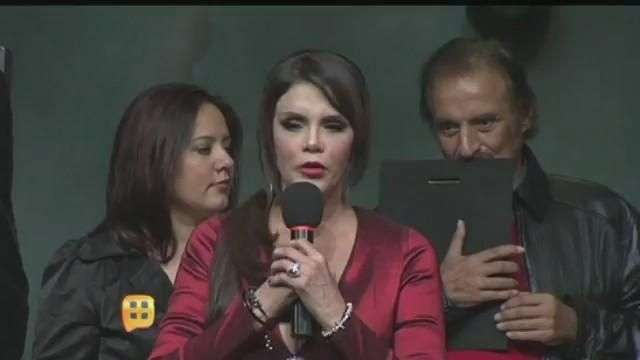Lucía Méndez no vendió por necesidad su casa de Miami