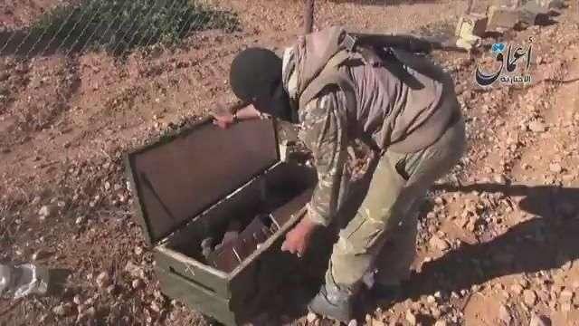 Armas de EEUU caen en manos yihadistas