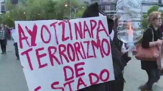 México pide a autoridades localizar a estudiantes secuestrados
