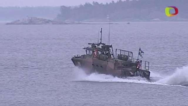 Suecia sigue en busca de minisubmarino