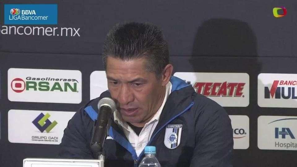 Jornada 14, Ignacio Ambríz, Querétaro 3-2 América, Apertura 2014