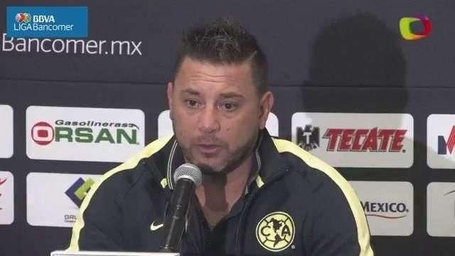 Jornada 14, Antonio Mohamed, Querétaro 3-2 América, Aperura 2014
