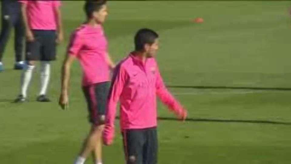 Debut de Luis Suárez acapara la atención del duelo Barça-Real Madrid en el Bernabéu