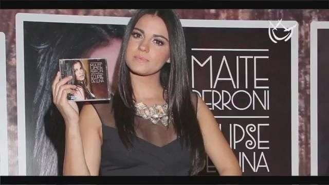 Maite Perroni niega romance con Daniel Arenas