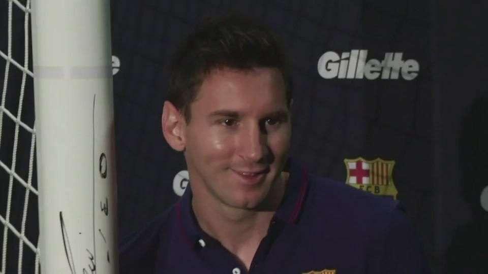 Messi va por el récord de goles en Liga