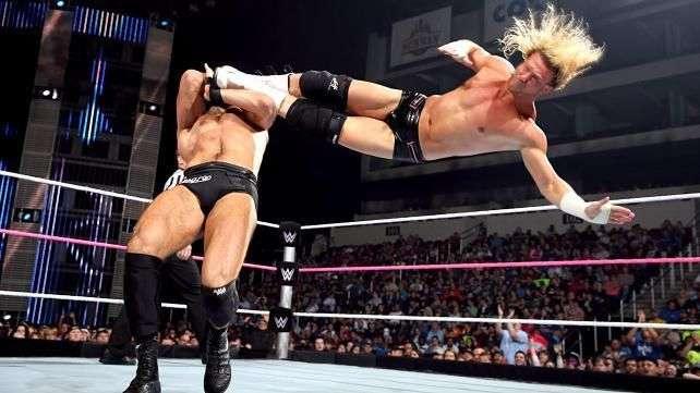SmackDown: Ziggler conserva el título ganando a Cesaro