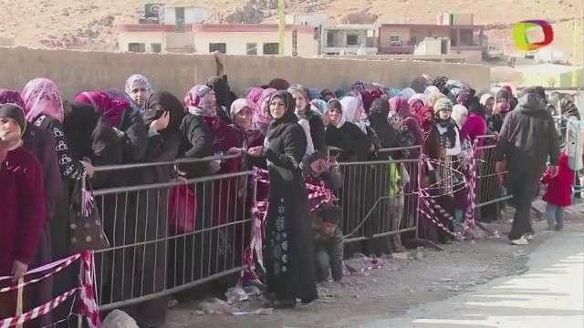 Debaten en Alemania crisis de refugiados sirios