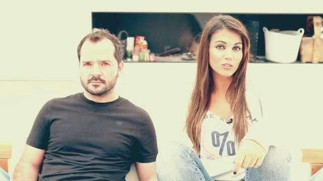 Ángel Martín y Lara Álvarez: bollos espaciales