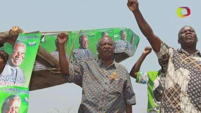 Muere presidente de Zambia, Michael Sata