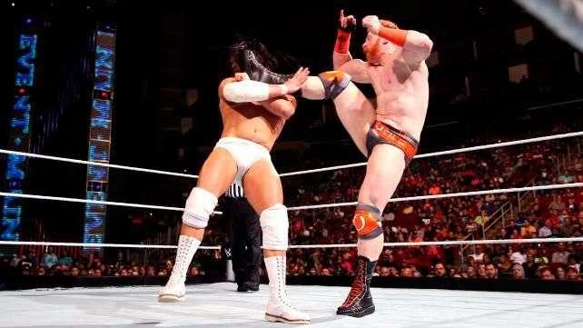 WWE Main Event: Bo Dallas se burla de Sheamus y lo paga muy caro