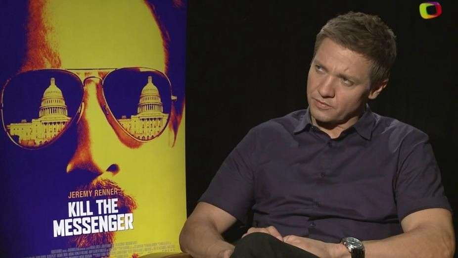 'Kill The Messenger': Renner y DeWitt en una intrincada historia con el Tío Sam
