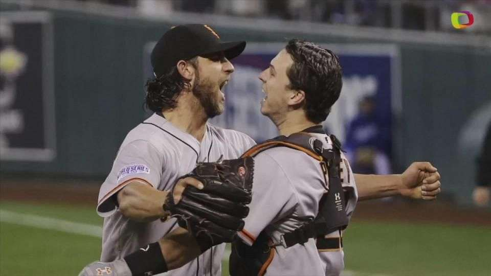 Bumgarner Shines As Giants Win World Series