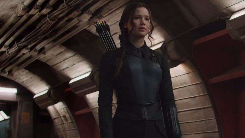 Revelan nuevo tráiler The Hunger Games: Mockingjay - Parte 1