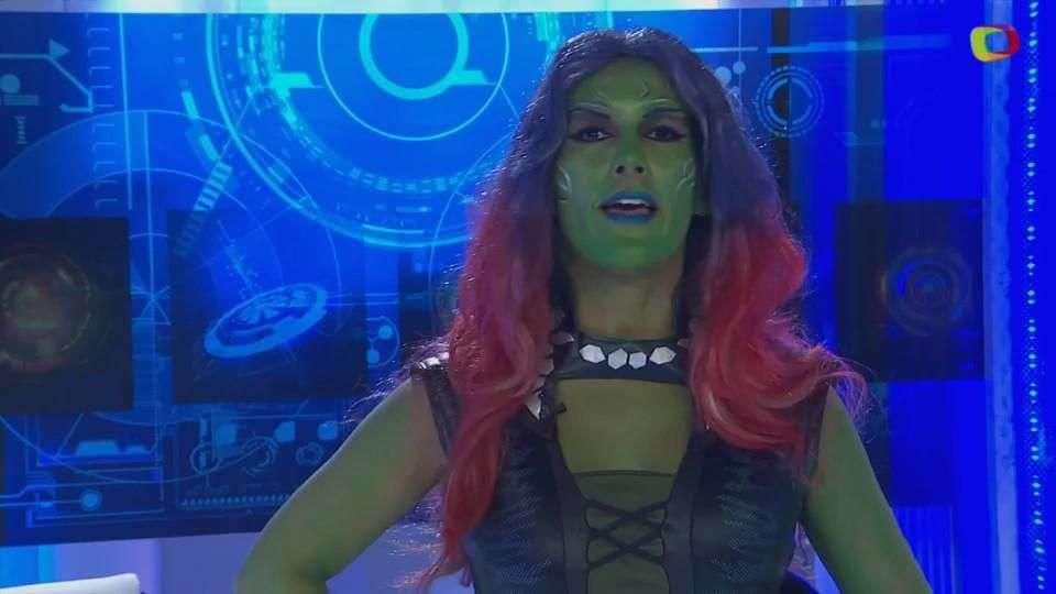 'Al Rojo Vivo' perdido en la Galaxia el Día de las Brujas