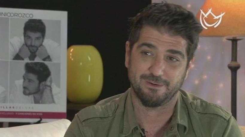 Antonio Orozco es un máster en los juegos por Skype