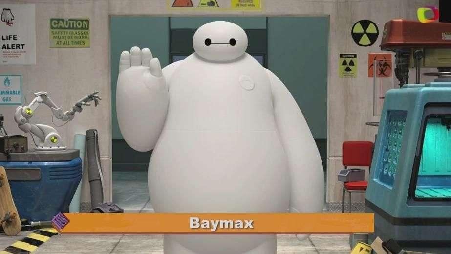 Big Hero 6: María Salas conoce a Baymax, el robot que te roba el corazón