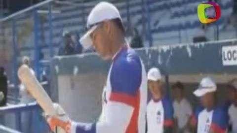 Yoan Moncada se exhibe en Guatemala frente a 50 cazatalentos de la MLB