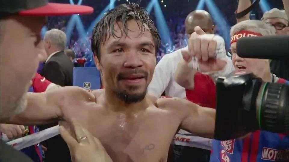 Velocidad, poder y los combos de Manny Pacquiao