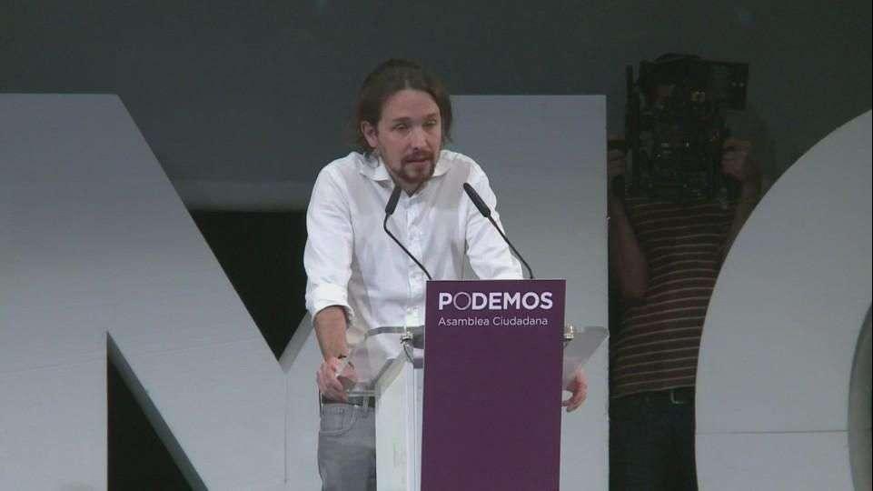 España: Podemos elige líder